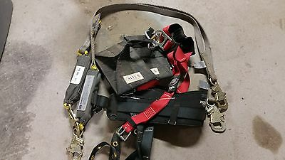 Protecta PRO Full Body Fall Protection Harness w/ Sala Wrap Bax 2