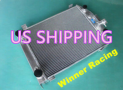 25.5'' 70MM Aluminum Radiator Ford car/pickup High Boy W/Flathead engine 1932