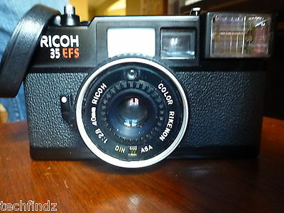 Ricoh  35EFS  point and shoot camera