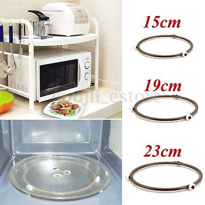 15cm 19cm 23cm Microwave Oven Roller Guide Ring Turntable Support Plate Rotating