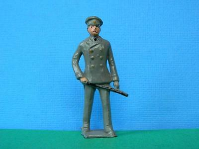 CHERILEA VINTAGE 1950s HOLLOW CAST LEAD RARE ZOO SERIES ZOO KEEPER LIKE BRITAINS