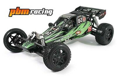 FTX Sidewinder RTR 1/8th Scale RC Electric Brushless Single Seater Buggy FTX5552