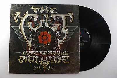 """The Cult - Love Removal Machine (BEG 182T  1987) Vinyl 12"""" Single"""