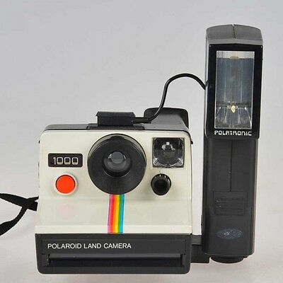 Polatronic Flash per polaroid Sx 70 serie 1000 - 2000 - 3000 by ilMacchia