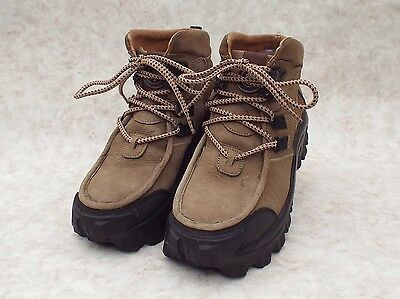 Timberland Woodland Boots Retro Style EU 42 UK 7 1/2 New Laces Fitted