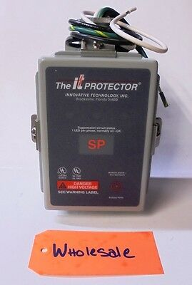 Innovative Technology, The It Protector, Sp-1S, Zc03-007, 120/240Ac, Ph 1, 50/60