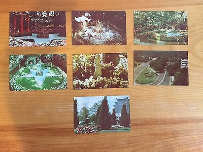 Lot of Vintage Unposted Postcards - Forest Park, St. Louis, Missouri