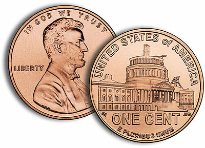 2009 P Uncirculated 1 Coin Lincoln's Presidency in Washington, DC Penny-Cent