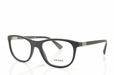56335b0db7 PRADA 52I DG0 Rimless Round Brand New Authentic Eyeglasses 52-19-140 ...