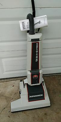 Advance Carpetwin 20XP Commercial Upright Vacuum Cleaner