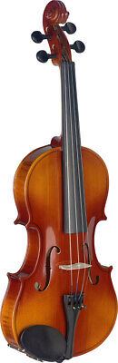 Stagg VN-4/4 L 4/4 Maple Violin with standard-shaped soft-case