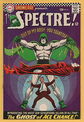 Showcase #64 DC Comics 1966 3rd Silver Age Appearance of Spectre VF+