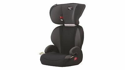Baby Love Booster Car Seat Ezy Fit II 4 yrs to 8 yrs Black