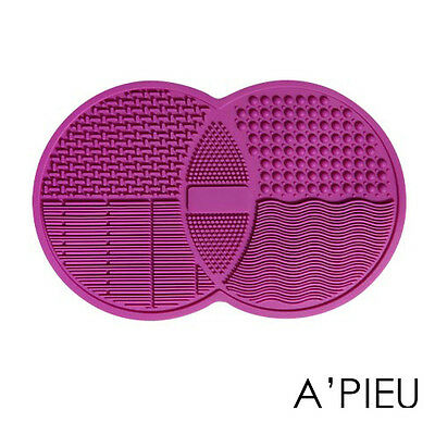 [A'PIEU] Perfect Master Brush Washboard Silicone Makeup Brush Cleansing Tool 1pc
