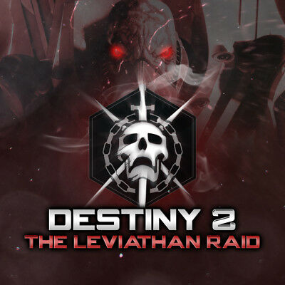Destiny 2 Leviathan Raid Prestige PS4 with Challenges