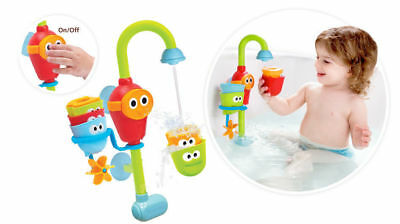 Yookidoo Baby Bath Toy Flow N Fill Spout