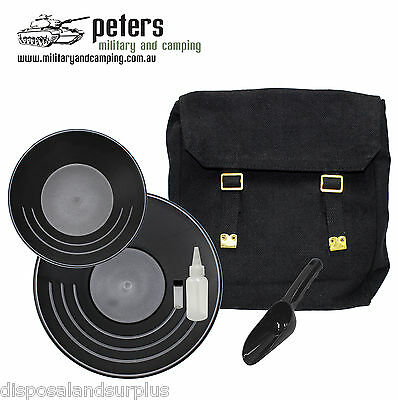 Gold Prospecting Starter Kit, gold panning kit prospecting gold pan