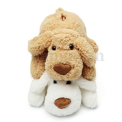 Car Paper Box Puppy Dog Tissue Case Covers Plush Soft Touch Accessory Gift