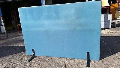 Clean Freestanding Partition*120 X 180*office Room Desk Divider*screen*3 Avail