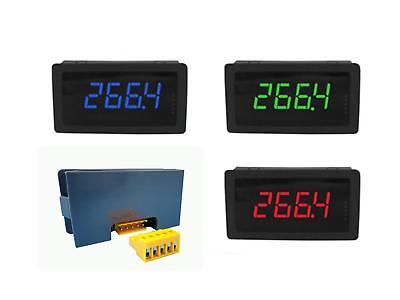 Universal Digital DC Temperature Meter 12VDC  (EGT Gauge)