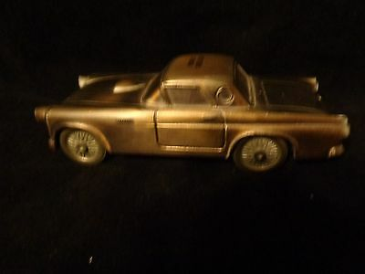 Thunderbird 1955 Die Cast Bank With Key First Federal Of Akron