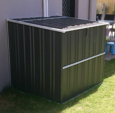 Pool Pump/ Filter/ Swimming/ Equipment Cover 1.5m x 1.0m Garden Shed  COLORBOND