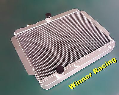 70Mm 1000Hp Aluminum Radiator For Cadillac De Ville/eldorado V8 Auto 1959-1960