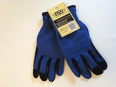 Mechanics Gloves for Shop, Industrial, Commercial, Machining, and Work