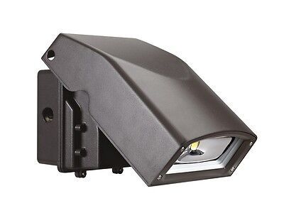 LED wallpack parking 40w 4500Lm, DLC UL DEL, replace 70w, 100w and 175w MH HPS