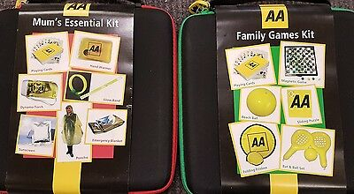 Aa Car Essential Kits Family Games And Mums Break Down