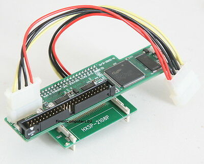 I-O DATA SCSI to IDE BRIDGE for Amiga/Atari/Mac/Akai w/CF ADAPTER CompactFlash