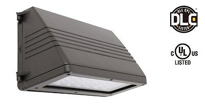 135w LED wallpack cutoff 14000Lm, DLC UL DEL, replace 175w, 250w and 400w MH HPS