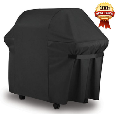 Weber 7107 Grill Cover Heavy Duty BBQ Outdoor Barbeque Grill Cover NEW (Lo Logo)