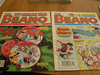 The Beano Comic Issue's No 2631 / 2632 1992