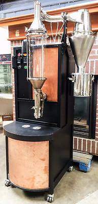Java Master 2002 Retail Fluid Bed Coffee Bean Roaster Fine Gourmet Coffee