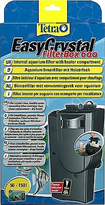 Tetra Internal aquarium filter EasyCrystal FilterBox 600
