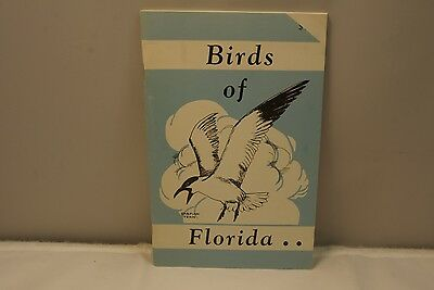 Birds of Florida Booklet Great Outdoors