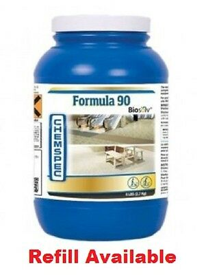 Chemspec Powdered Formula 90 - Ultra Concentrated Detergent * 30 lb. Refill