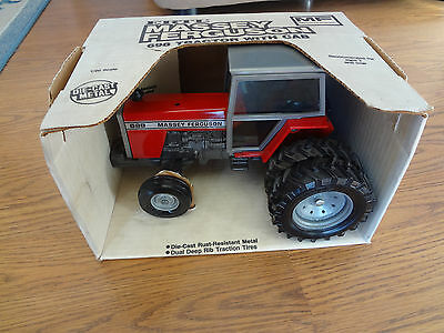 Massey Ferguson 698 tractor 1/20 scale vintage collectible