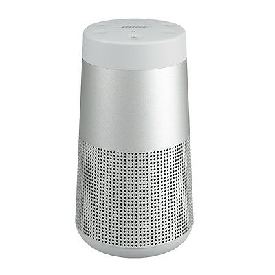 Bose SoundLink Revolve Water-Resistant Speakerphone Bluetooth Speaker LUX GREY