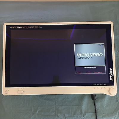 "Stryker VisionPro SYNK 26"" Wireless LED Display Model BPM150S24F11*"