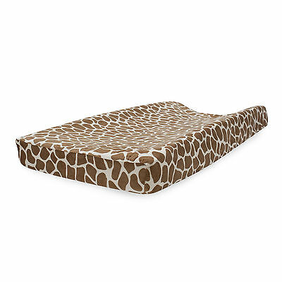 Peek A Boo Jungle Changing Pad Cover