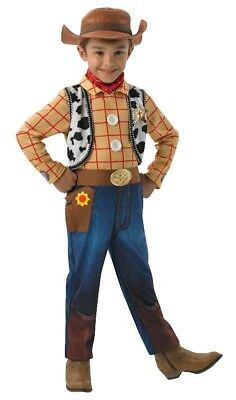 Toy Story Woody Deluxe Child Costume
