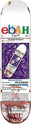 "Anti Hero - Grosso ebAH 8.5"" Skateboard Deck"