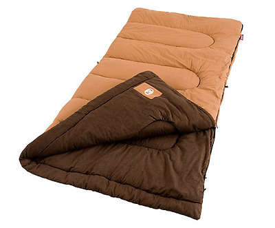 Big Mens Oversized Cotton Liner Flannel Cold Weather Camping Winter Sleeping Bag