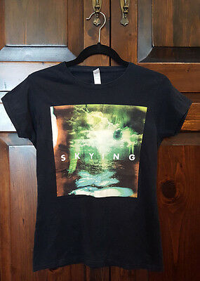 The Horrors 2011 Skying Tour T-Shirt Hard to Find Black Size S