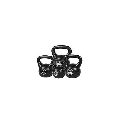 NEW  4pcs Exercise Kettle Bell Weight Set 20KG
