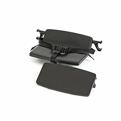 Baby Jogger City Select LUX bench Seat, Black