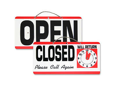 Closed/open Sign Shop Or Any Business Window Accesorie