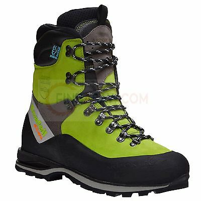 Arbortec Scafell Lite Chainsaw Boots - Green
